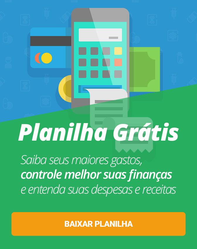 Planilha Grátis: Saiba seus maiores gastos, controle melhor suas finanças e entenda suas despesas e receitas. Clique aqui!