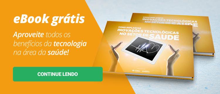 ebook como implantar inovações tecnológicas no setor da saúde