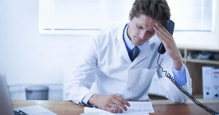 Médico: você divide bem o seu tempo?