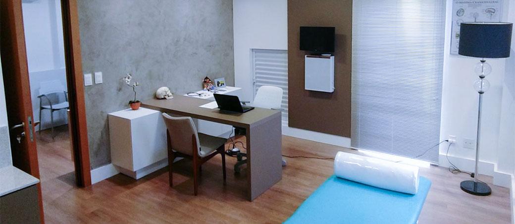 Sistema médico fisioterapia