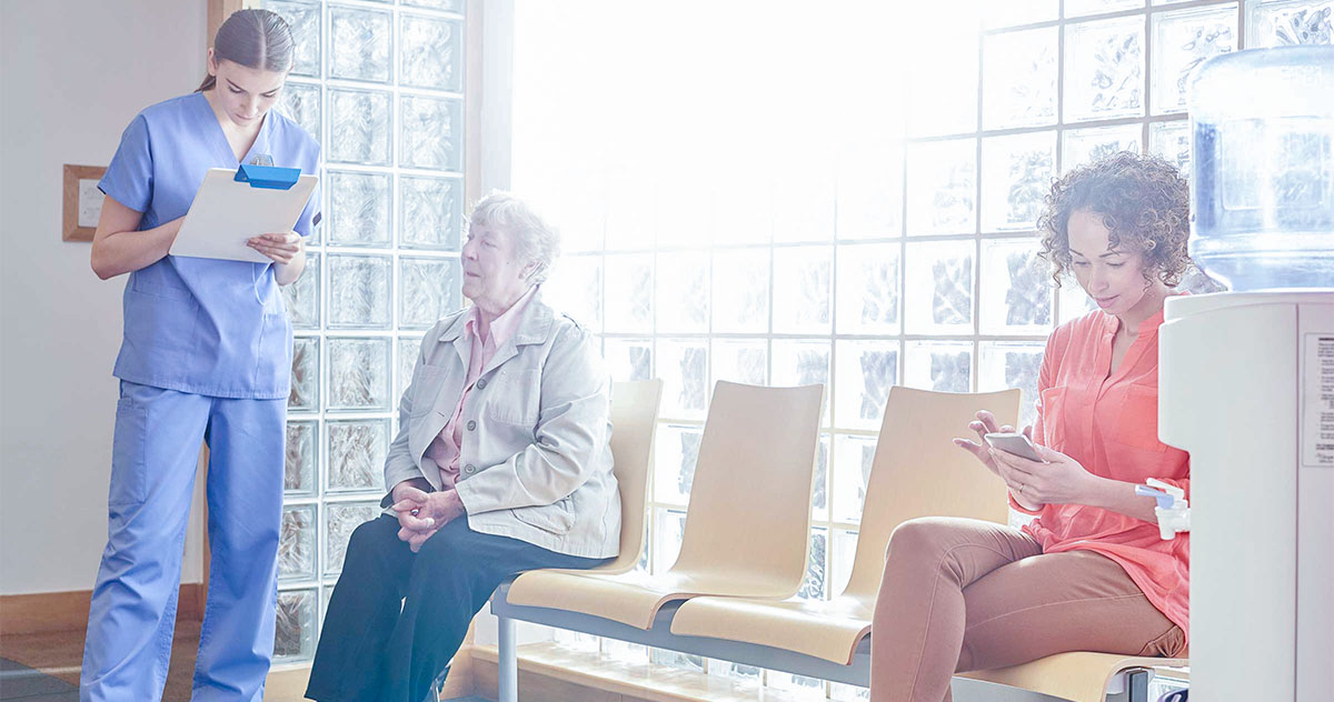 Como otimizar o processo de registro de pacientes?