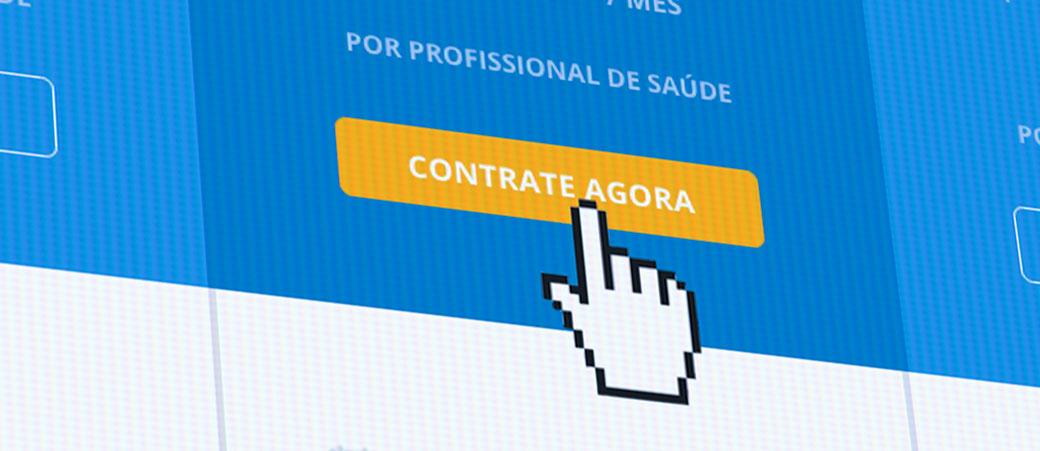 Contratar software de gestão de consultório