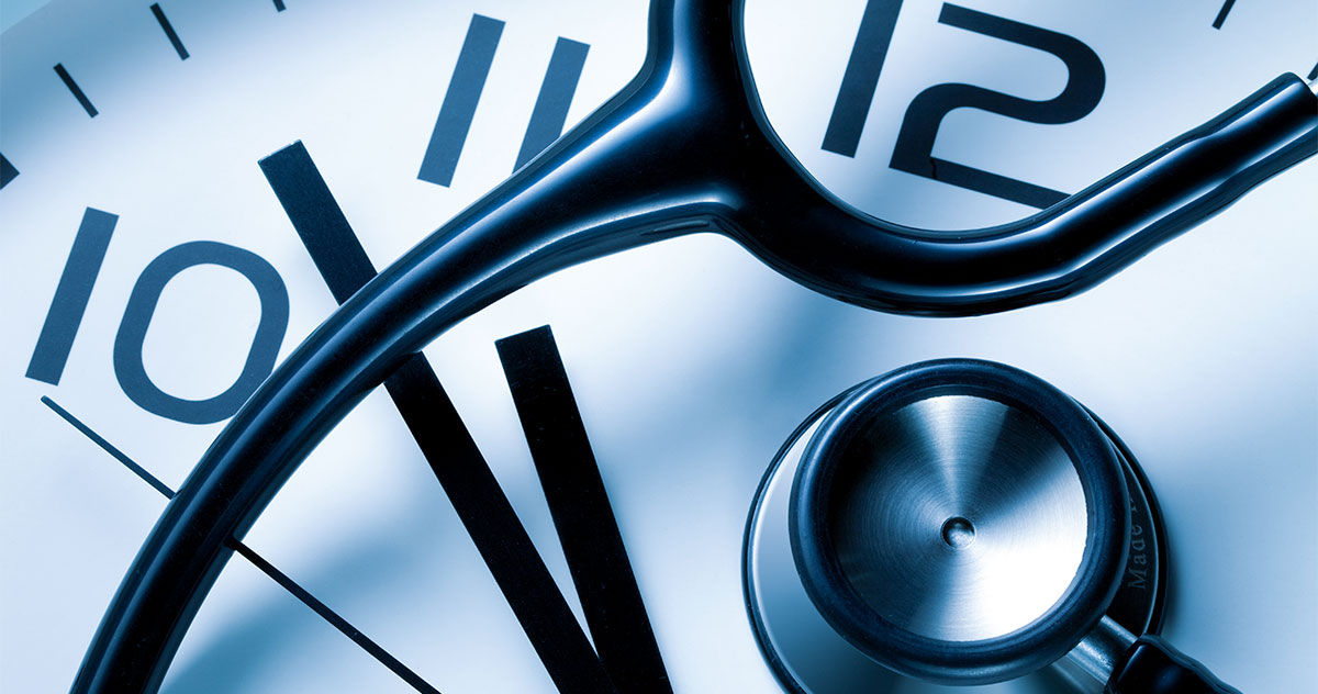 Como otimizar o tempo do atendimento aos pacientes?