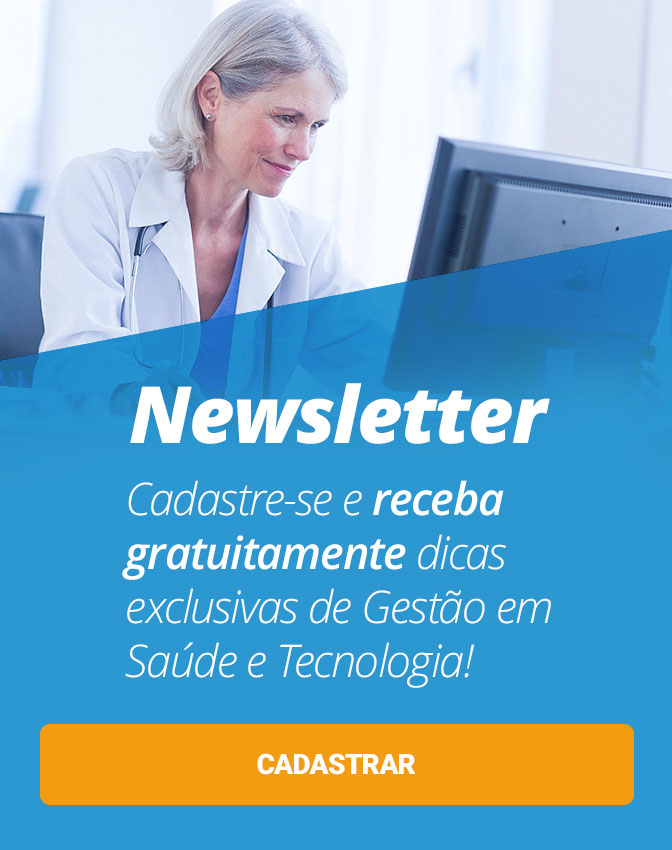 Cadastre-se na Newsletter do iClinic