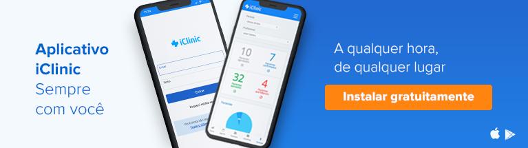 Conheça o novo aplicativo iClinic