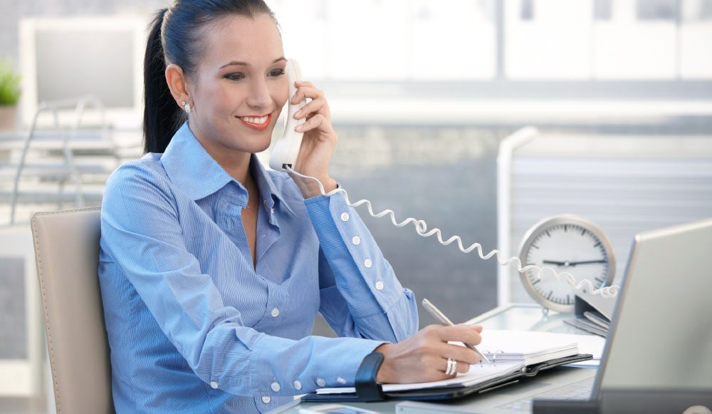 5 ferramentas para organizar o trabalho de uma recepcionista