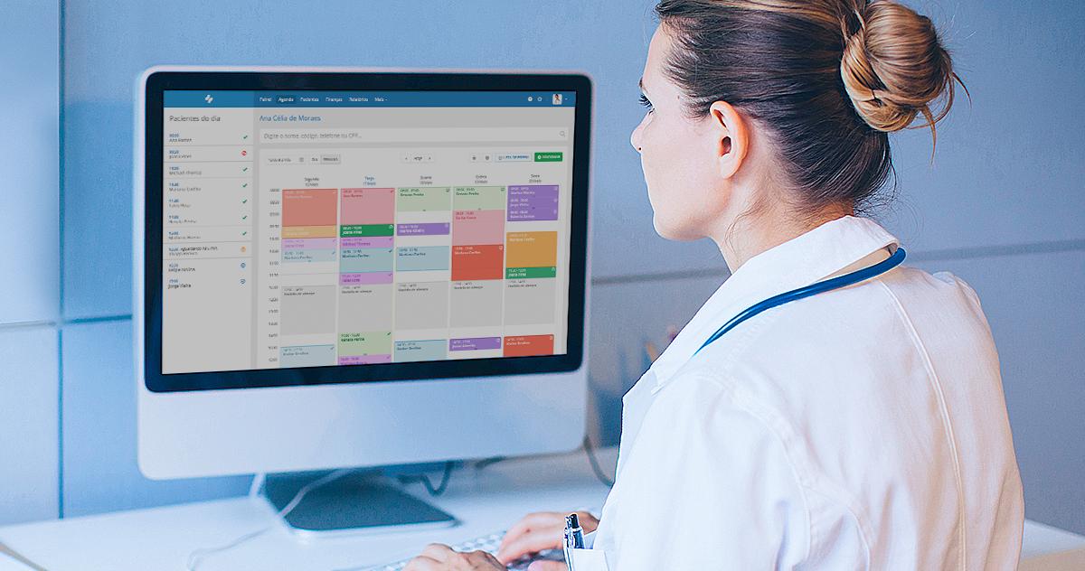 Agenda do consultório: 5 maneiras de aumentar o número de pacientes