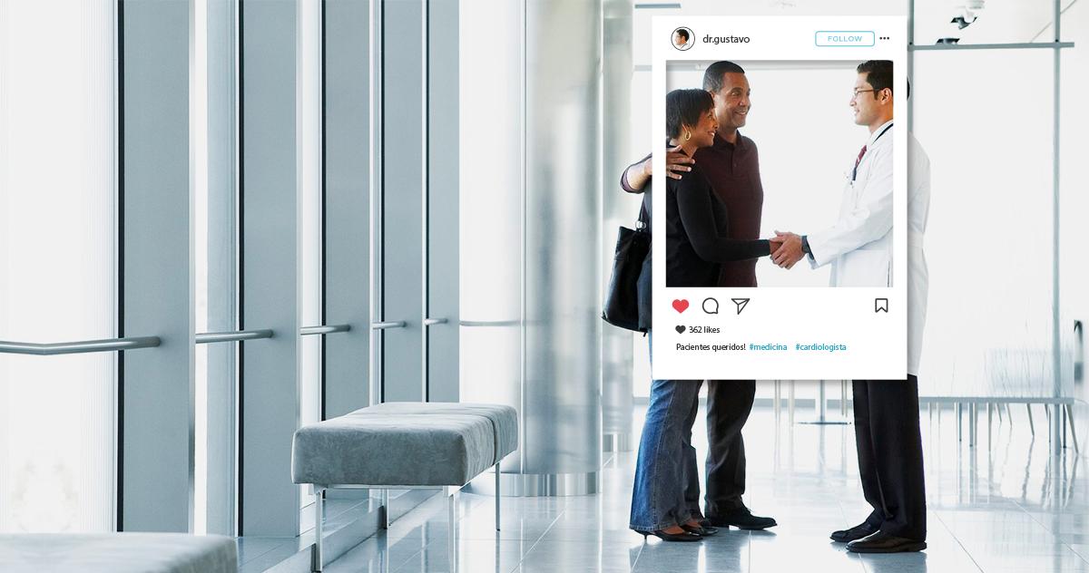 Instagram para médicos: aplique  uma estratégia eficiente na sua clínica