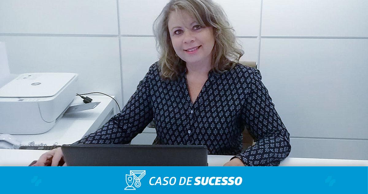 Como a secretária Lucicleide de Oliveira conseguiu organizar a rotina com o iClinic