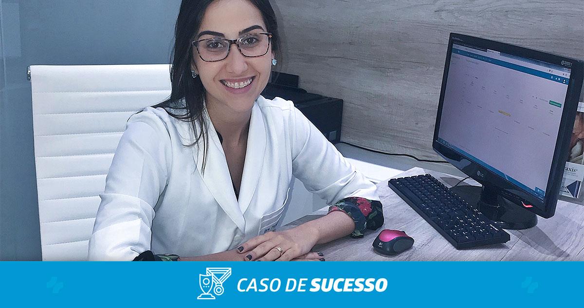 Como a Dra. Fernanda Beatriz Ogliari abriu seu consultório já com o iClinic