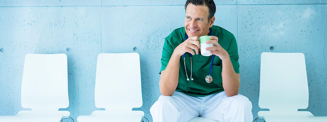 Amenizar sobrecarga de trabalho dos médicos