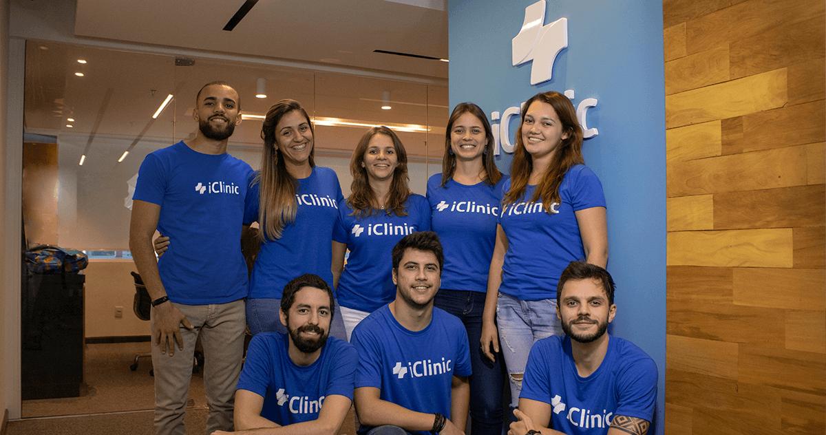 Como funciona o suporte da iClinic