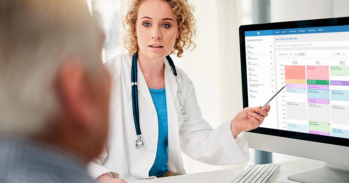 5 principais benefícios de ter um software de agenda médica na clínica