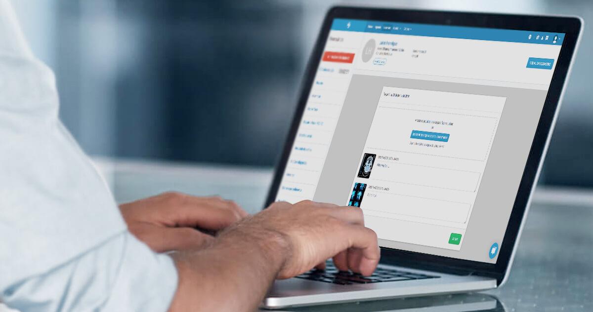 Como anexar arquivos no Prontuário Eletrônico do paciente