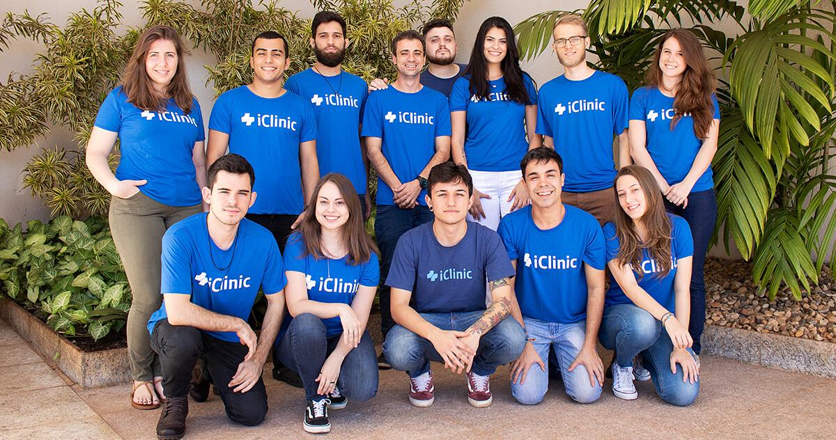Como a equipe de vendas da iClinic entrega a melhor experiência possível?