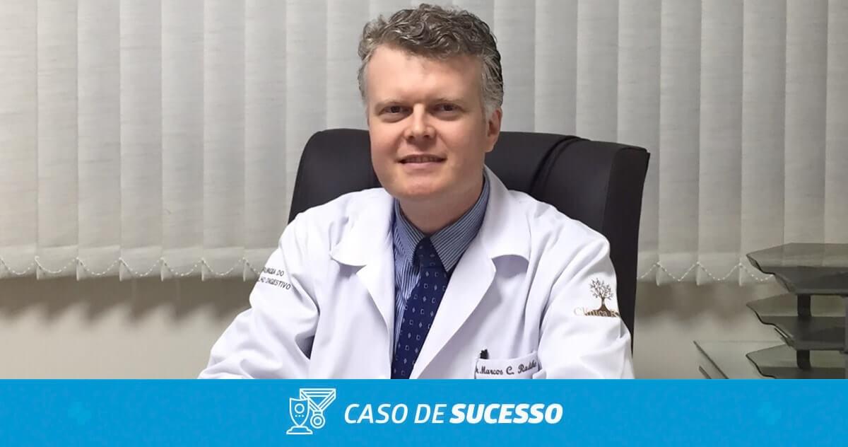 Como o Dr. Marcos Radtke conquistou mais eficiência com o iClinic?