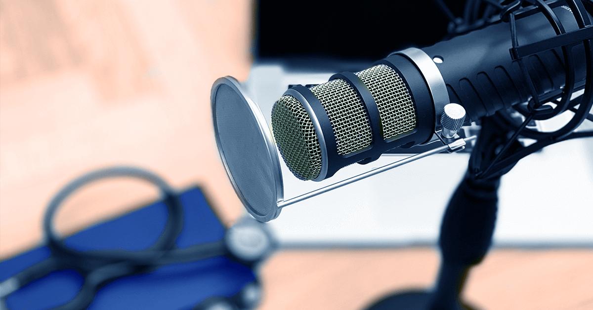 Como criar um podcast para seus pacientes?