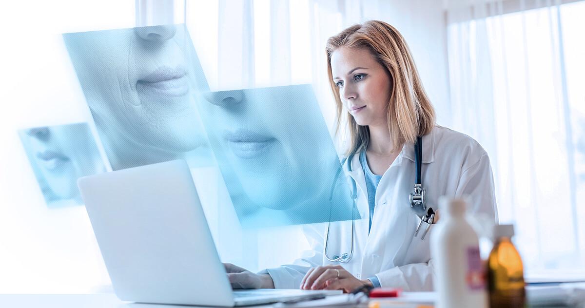 Comparação de imagens iClinic: conheça a nova funcionalidade do software