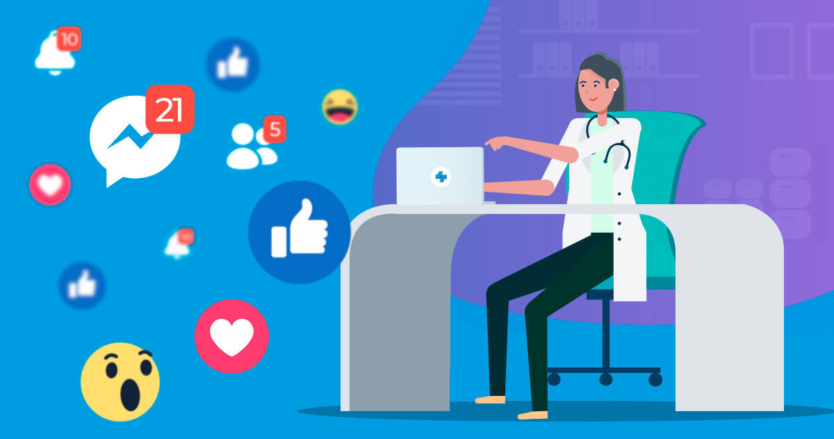 Curso de Facebook para Médicos da iClinic: destaque sua clínica