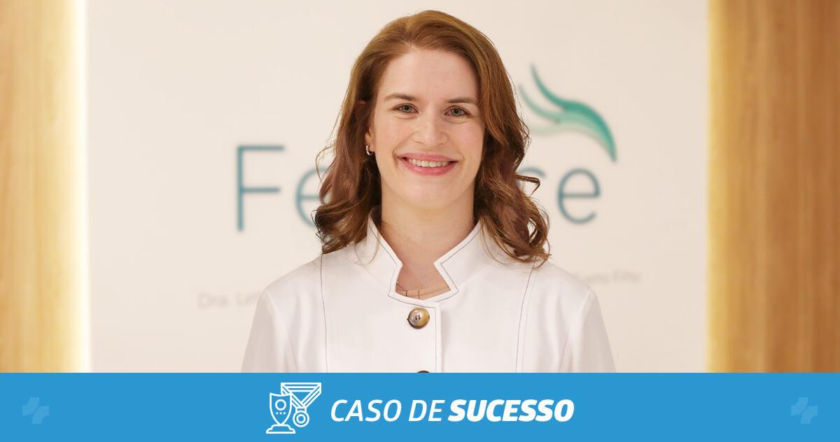 Como a Dra. Leticia Fogagnolo se destaca na dermatologia com o iClinic?