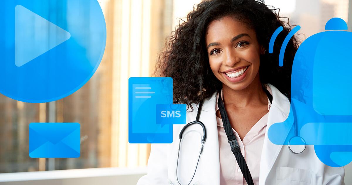 Como engajar o paciente no pós-consulta com o iClinic?