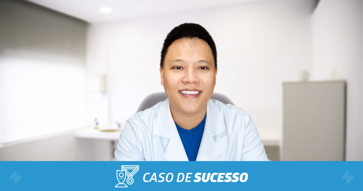 Como o iClinic Marketing ajudou o Dr. Keny Chung na comunicação com os pacientes