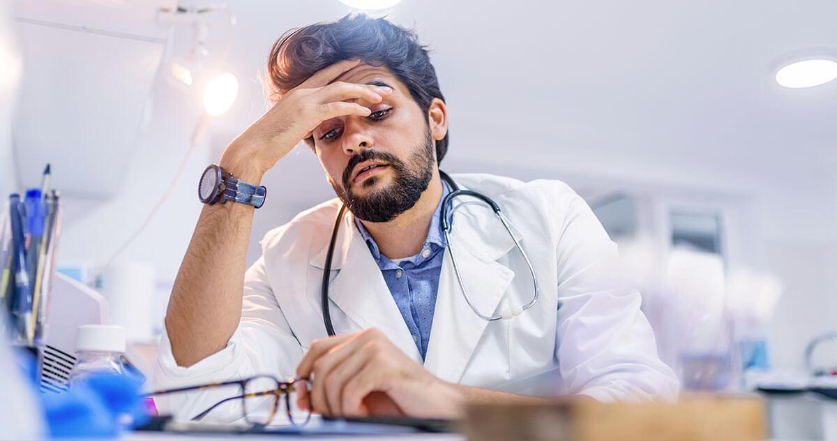 Síndrome de burnout em médicos: como evitá-la?