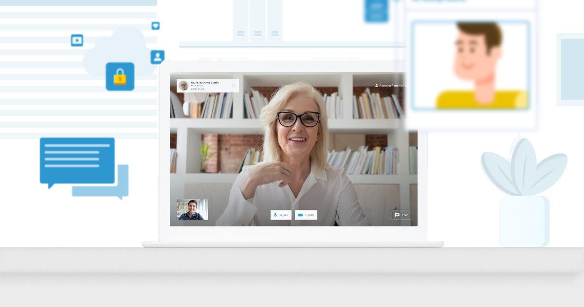 Teleconsulta iClinic: como garantir mais segurança para você e seus pacientes?
