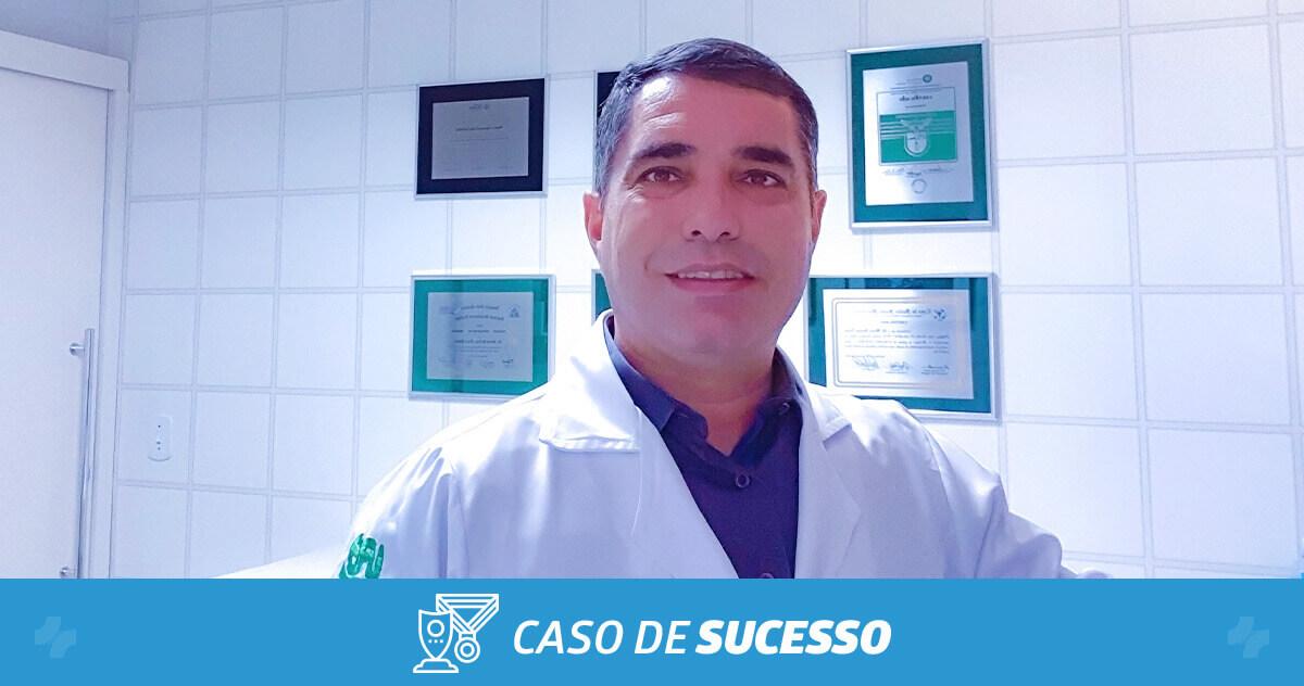 Como o Dr. Marcos Pinheiro obteve mais segurança dos dados com o iClinic