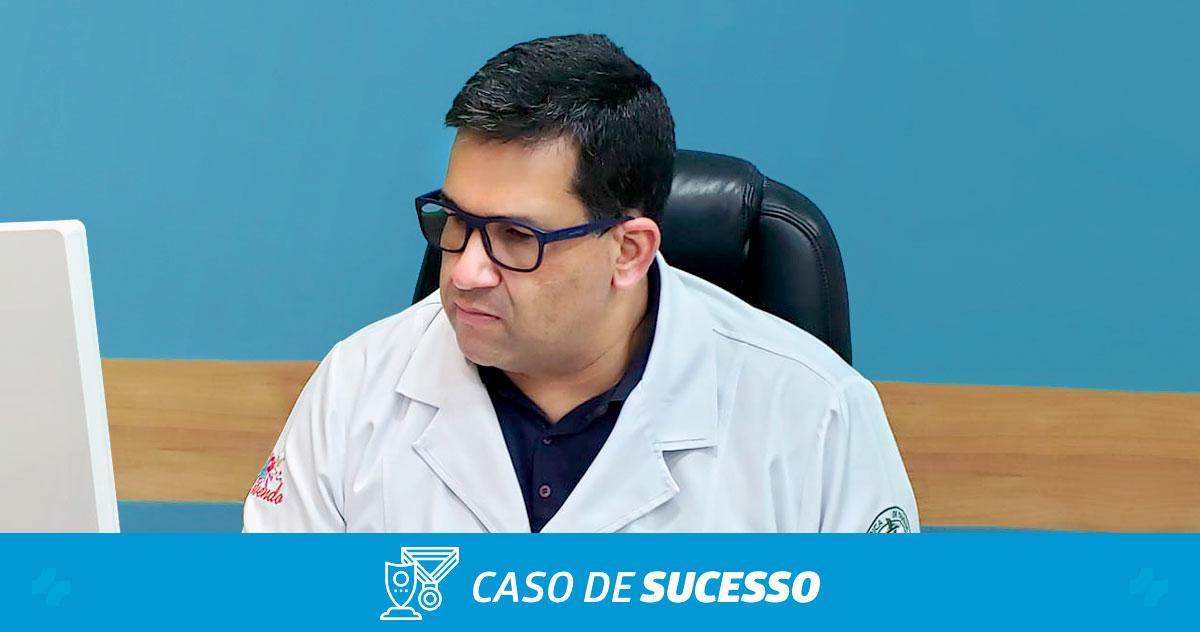 Como o Dr. Silvio cuida dos seus pacientes de forma humanizada com o iClinic